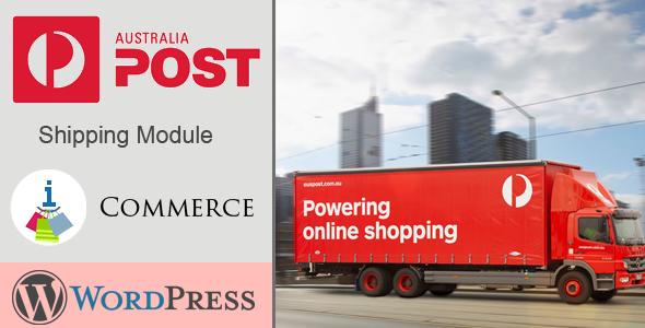 Australia Post Shipping Plugin for WP iCommerce